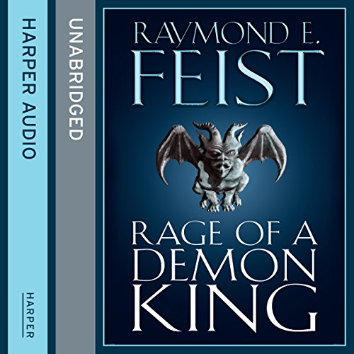 Rage of a Demon King  By  cover art