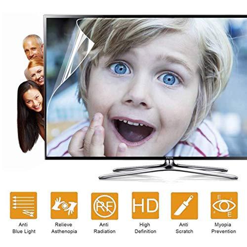 """43"""" Pantalla De TV Protector - Anti Filtro Azul Claro, Protección De Los Ojos Azul Claro El Bloque Pantalla Antideslumbrante del Protector De La Diagonal 43"""" con Pantalla OLED Y 4K QLED Pantalla HDTV"""