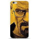 Breaking Bad - Carcasa de silicona para iPhone 7 Plus