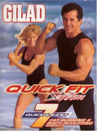 Gilad: Quick Fit System Fat Body Burning Sculpting Albuquerque Mall Workou 35% OFF Cardio