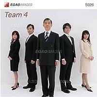 EGAOIMAGES S026 ビジネス「チーム4」
