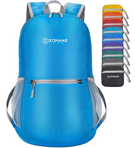 ZOMAKE Waterproof Ultra Lightweight Packable Backpack Review