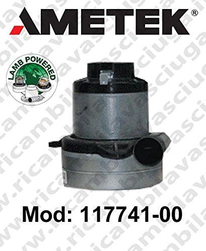 Lamb Ametek 117741-00 zuigmotor voor centrale systemen