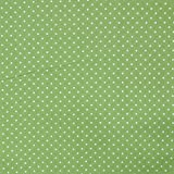 Quilting Patchwork Craft Polycot ton Stoff London Polka