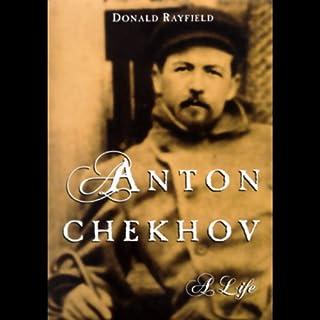 Anton Chekhov cover art