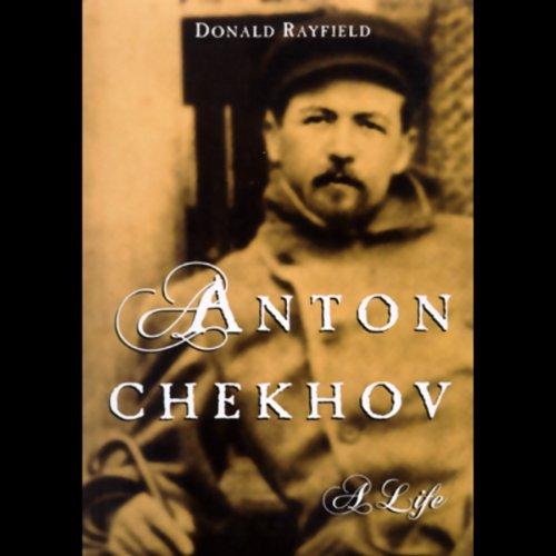 Anton Chekhov audiobook cover art
