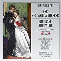 Der Regimentszauberer / Die Insel Tulipatan (in deutscher Sprache)
