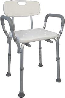 comprar comparacion Mobiclinic, Puerto, Silla o taburete de baño, de ducha, ortopédica, ayuda para baño para ancianos y discapacitados, antide...