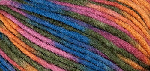 50 gr. Filzwolle, für die Waschmaschine, Online, Linie 231, Fb. 102, bunt