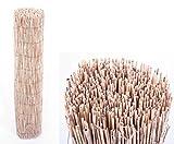 Bambusmatte Rio eco Modell, Bambus Sichtschutz günstig mit 180 x 500 cm von bambus-discount.com - Sichtschutzzäune Sichtschutzwand Gartensichtschutz Balkonsichtschutz Winschutz Sichtschutzwand für Garten und Terasse Blichschutz für Balkon Sichtschutzwände Sichtschutzwände </p></noscript> --> großes Sortiment an Sichtschutz, Bambus, Schilf und Naturprodukte für Garten