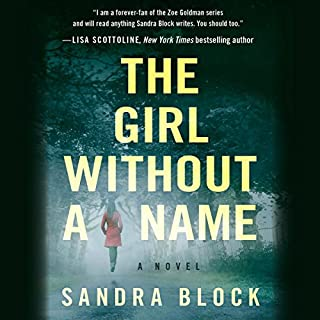 The Girl Without a Name audiobook cover art