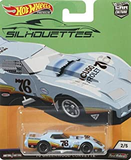 Hot Wheels Car Culture 76 Greenwood Corvette