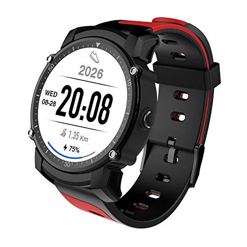 OOLIFENG Reloj Inteligente GPS Rastreador Ejercicios