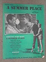 Theme From A Summer Place - Piano Solo