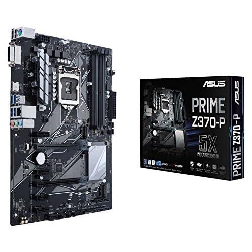 Asus PRIME Z370-P Carte Mère Intel Socket 1151