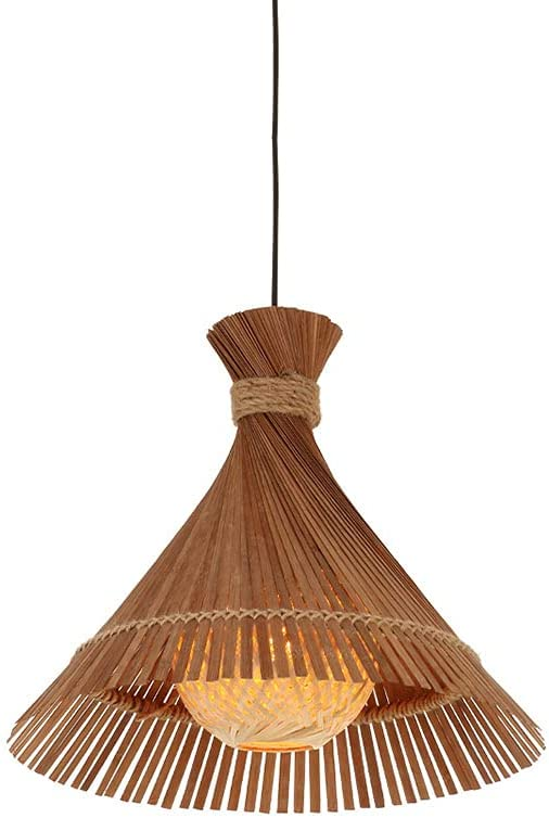 JISHUBO Ceiling Limited price sale Hanging Light Natural Ch Ranking TOP2 and Rattan Bamboo Woven