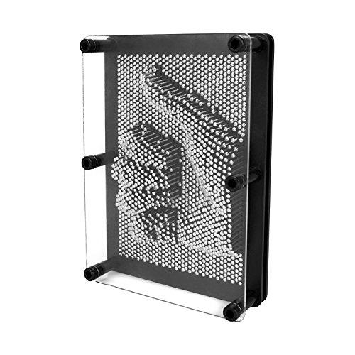 Global Gizmos Benross Jeu de Clous métalliques 17,7 x 12,7 cm