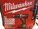 Milwaukee 4933443515 - M 18 bpd-202c taladro percutor 18v 2,0 ah litio...