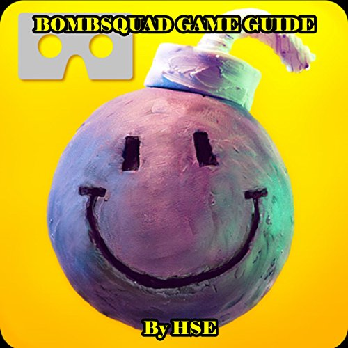 Bombsquad audiobook cover art