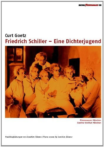 Friedrich Schiller by Theodor Loos