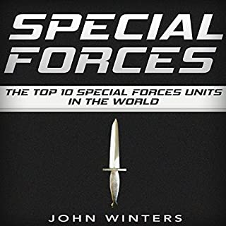 Special Forces audiobook cover art
