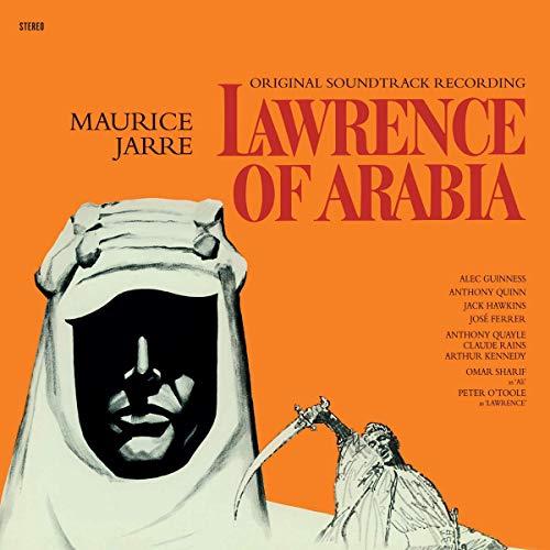 Lawrence of Arabia Soundtrack (Colored Vinyl) [Vinilo]