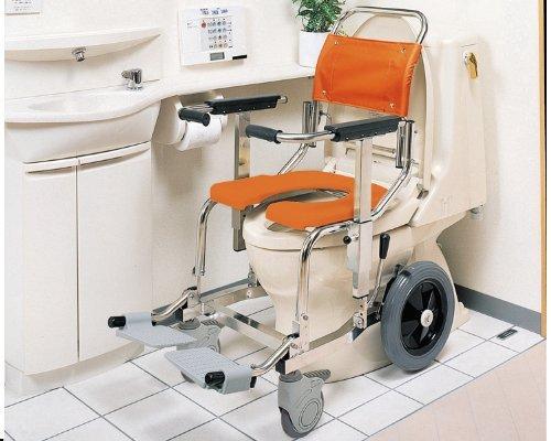 シャワーキャリー AG No.5822 ●規格:前輪樹脂仕様