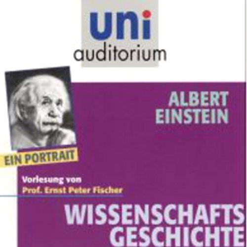 Albert Einstein Titelbild