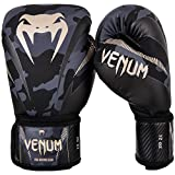Venum Men's Impact Boxing Gloves, Camoufflage/Sand, 10oz