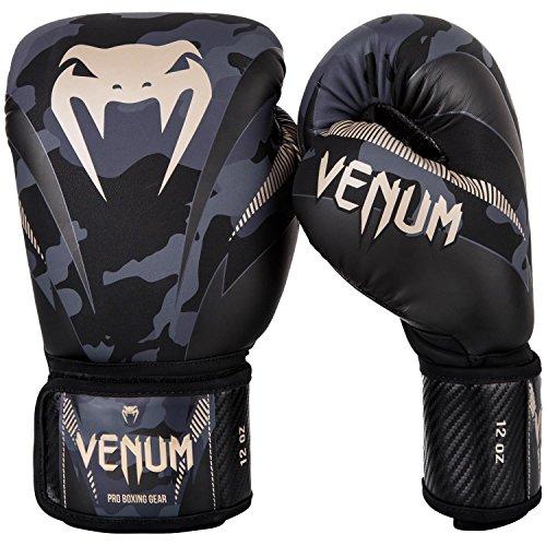 Venum Impact Gants de Boxe Muay Thai, Kick Boxing Mixte Adul