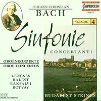 J.C.Bach;Sinfonie Concertan