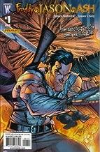 Freddy Vs Jason Vs Ash #1 B Cover B - Ash Cover
