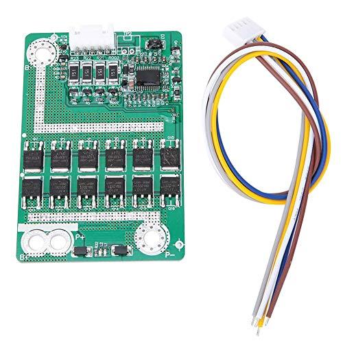 BMS PCB Detecta voltaje Placa de protección de batería LiFePO para vehículos...
