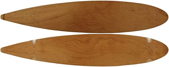 moose pintail longboard