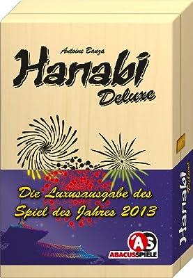 Hanabi Deluxe: Deluxe Version des spiel des jahres 2013 hanabi, spieldauer ca. 30 minuten, für 2 bis 5 Spieler
