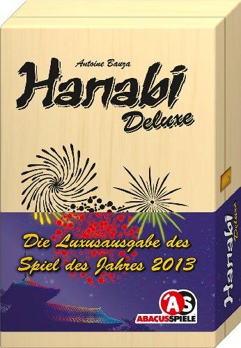 ABACUSSPIELE 04134 - Hanabi Deluxe, Brettspiel