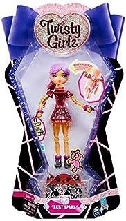 Twisty Girlz Series 2 Ruby Spark Transforming Doll to Bracelet with Mystery Twisty Petz