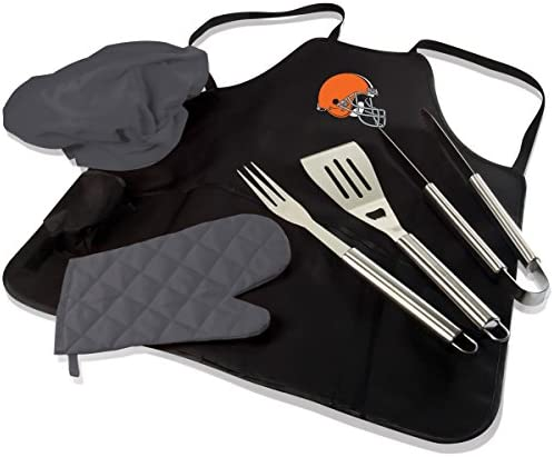 NFL BBQ Apron Tote Pro Cleveland Browns product image