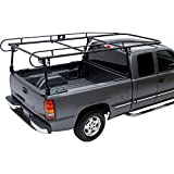 ECOTRIC Adjustable Full Size Truck Contractor Ladder Pickup...