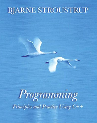 Programming: Principles and Practice Using C++ (Developer's Library)の詳細を見る
