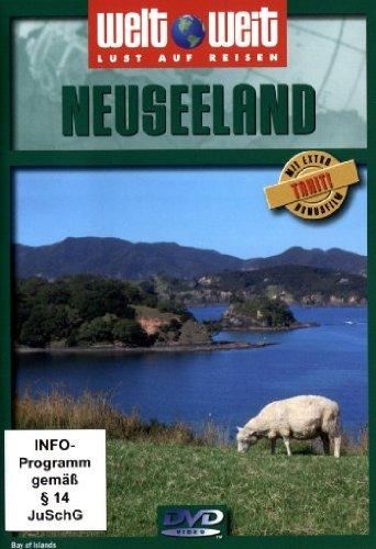 Paket Neuseeland Nord & Süd - welt weit (Bonus: Tahiti/Südsee) [2 DVDs]