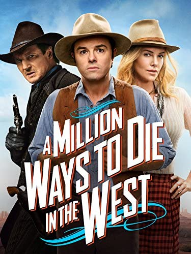 A Million Ways to Die in the West product image