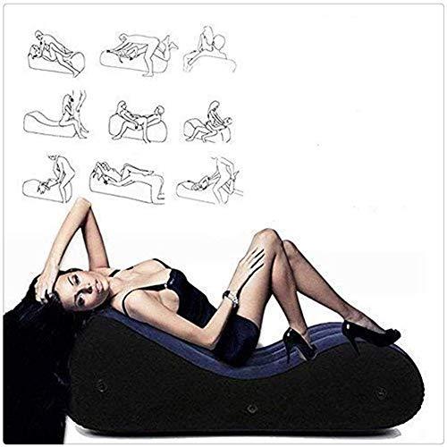 Z-one 1 Sof¨¤ gonfiabile della mobilia multifunzionale, cuscino del materasso della camera da letto, cuscino del corpo della rampa, giochi muscolari rilassanti per l'amante