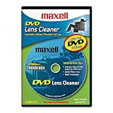 Maxell 190059 DVD Only Lens Cleaner, with Equipment Set Up and...