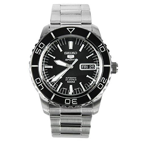 [セイコー] SEIKO 腕時計 SEIKO5 SPORTS 自動巻き 海外モデル 日本製 SNZH55J1 メンズ [並行輸入品]