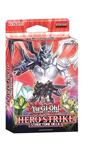 Konami - Juego de Cartas Hero Strike Yu-Gi-Oh! (44155)