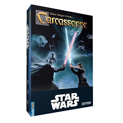 Giochi Uniti GU546 - Star Wars Carcassonne