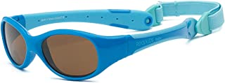 Real Shades Explorer Sunglasses for Babies, Toddlers, Kids, Blue/Blue Kids 4+