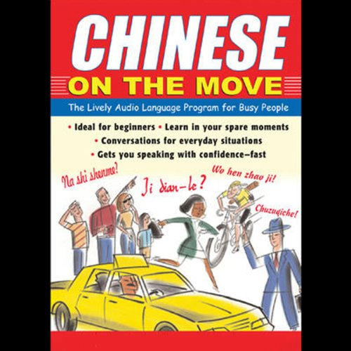 Chinese on the Move Titelbild