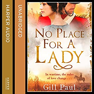 Couverture de No Place for a Lady